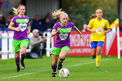 Katie Robinson of Bristol City Women - Mandatory by-line: Ryan Hiscott/JMP - 14/10/2018 - FOOTBALL - Stoke Gifford Stadium - Bristol, England - Bristol City Women v Birmingham City Women - FA Women's Super League 1