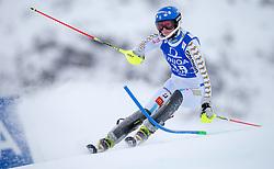 29.12.2014, Hohe Mut, Kühtai, AUT, FIS Ski Weltcup, Kühtai, Slalom, Damen, 1. Durchgang, im Bild Emelie Wikstroem (SWE) // Emelie Wikstroem of Sweden in action during 1st run of Ladies Slalom of the Kuehtai FIS Ski Alpine World Cup at the Hohe Mut Course in Kuehtai, Austria on 2014/12/29. EXPA Pictures © 2014, PhotoCredit: EXPA/ JFK
