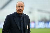 Giampiero Ventura allenatore della nazionale italiana di calcio