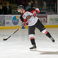 112311 Prince George Cougars at Kelowna Rockets