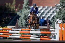 Van Der Schans Wout Jan, (NED), Capetown<br /> CSIO 5* Spruce Meadows Masters - Calgary 2016<br /> © Hippo Foto - Dirk Caremans<br /> 07/09/16