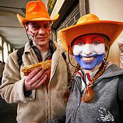Torino 2006, Turisti stranieri in città durante i XX Giochi olimpici invernali