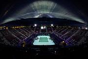 Australia vs Canada, General inside view during the Davis Cup 2019, Tennis Madrid Finals 2019 on November 21, 2019 at Caja Magica in Madrid, Spain - Photo Arturo Baldasano / ProSportsImages / DPPI
