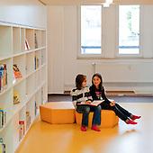 Kinderbibliothek Kibi.