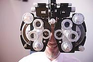 Matt Watson and Eyevolution Optique publicity shots