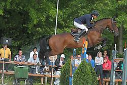 Van Roosbroeck Maurice (BEL) - Calumet<br />Flanders Horse Event - Beervelde 2012<br />© Hippo Foto - Counet Julien