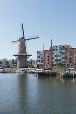 Rotterdam, Delfshaven, Netherlands