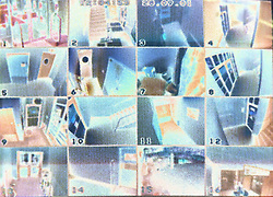 Security surveillance system in hospital maternity unit,