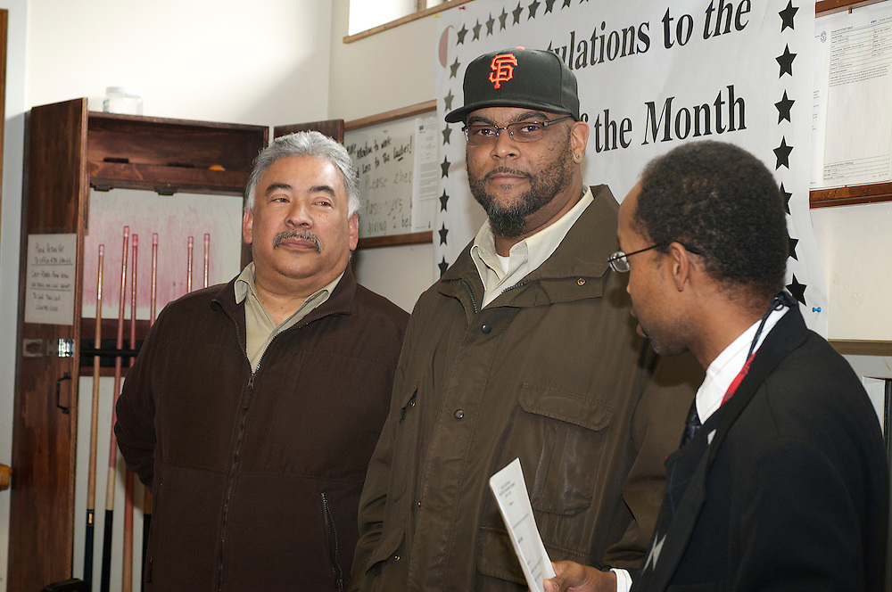 April 2012 Cable Car Division Operator of the Month Tsombe Wolfe