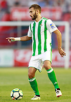 Real Betis' German Pezzella during friendly match. July 26,2017. (ALTERPHOTOS/Acero)
