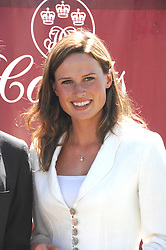 FRANCESCA CUMANI at the 4th day of the Glorious Goodwood racing festival 2007 held at Goodwood Racecourse, West Sussex on 3rd August 2007.<br /><br />NON EXCLUSIVE - WORLD RIGHTS