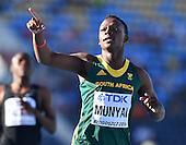 21 July - Day 3 IAAF U20 Champs Evening Session