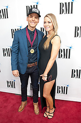Nov. 13, 2018 - Nashville, Tennessee; USA - Musician GRANGER SMITH attends the 66th Annual BMI Country Awards at BMI Building located in Nashville.   Copyright 2018 Jason Moore. (Credit Image: © Jason Moore/ZUMA Wire)