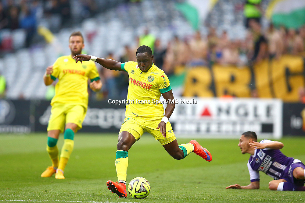 Issa Cissokho - 25.04.2015 - Toulouse / Nantes - 34eme journee de Ligue 1<br />
