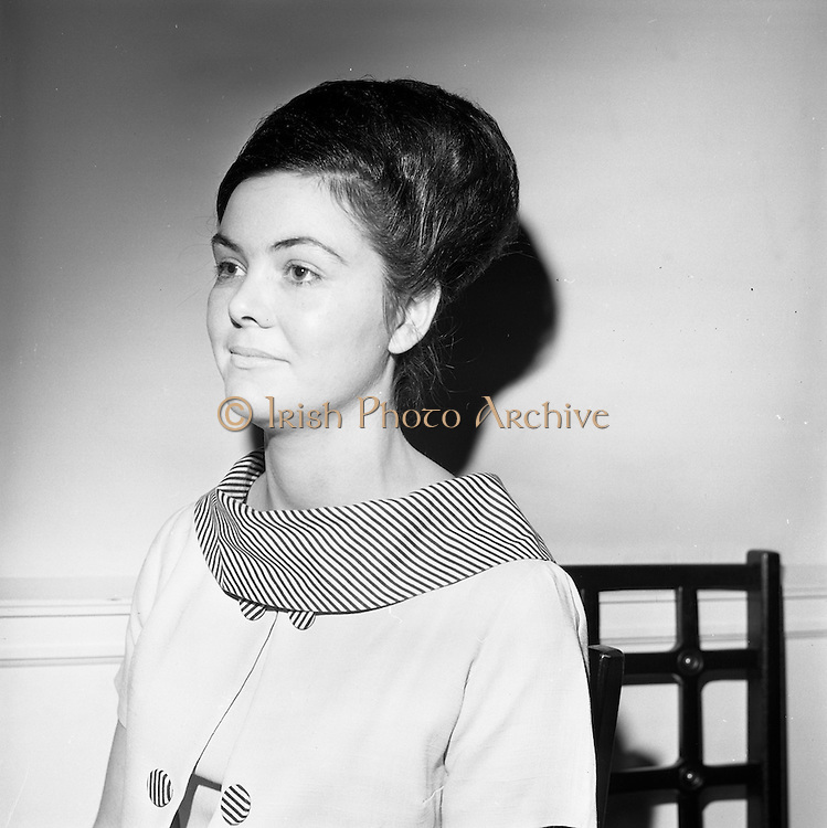 23/11/1964<br /> 11/12/1964<br /> 23 November 1964<br /> <br /> 19 Sales Girls from various parts of Ireland, at a Presentation in the Royal Hibernian Hotel <br /> <br /> Miss Joan Kennedy, Brown Thomas, Dublin