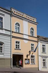 Heino Eller Music School in Tartu, Estonia, Europe