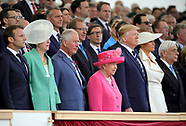 World Leaders & Royals Mark D-Day 75th Anniversay