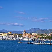Cabo San Lucas Marina. Mexico