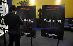 Italy, Palermo - November 21, 2018.Presentation of the film 'Italian politics 4 dummies'.Ismaele La Vardera took Italian political scenes with hidden camera when he ran for mayor in the city of Palermo last year. (Credit Image: © Fucarini/Fotogramma/Ropi via ZUMA Press)