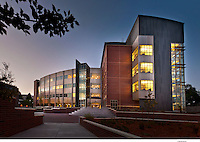Davison Math and Science Building, University of Nevada Reno for H+K Architecture