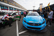 Thed BJORK, Polestar Cyan Racing, Volvo S60 WTCC<br /> 64th Macau Grand Prix. 15-19.11.2017.<br /> Suncity Group Macau Guia Race - FIA WTCC<br /> Macau Copyright Free Image for editorial use only