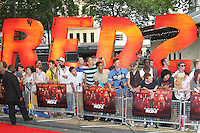 Red 2 European Film Premiere, Empire cinema Leicester Square, London UK, 22 July 2013, (Photo by Richard Goldschmidt)