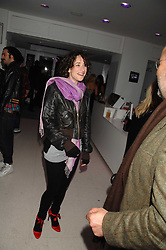 LEAH WOOD at a party to celebrate the launch of DKNY's new fragrance for women Delicious, held at The Serpentine Gallery, Kensington gardens, London on 12th December 2007.<br /><br />NON EXCLUSIVE - WORLD RIGHTS
