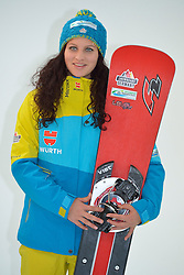 11.11.2014, MOC, München, GER, Snowboard Verband Deutschland, Einkleidung Winterkollektion 2014, im Bild Ramona Hofmeister // during the Outfitting of Snowboard Association Germany e.V. Winter Collection at the MOC in München, Germany on 2014/11/11. EXPA Pictures © 2014, PhotoCredit: EXPA/ Eibner-Pressefoto/ Buthmann<br /> <br /> *****ATTENTION - OUT of GER*****