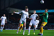 Leeds United midfielder Kalvin Phillips (23) in action during the EFL Sky Bet Championship match between Leeds United and Preston North End at Elland Road, Leeds, England on 26 December 2019.