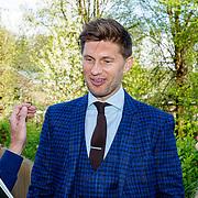 "NLD/Amsterdam/20180426 - L""Homo 2018, Evgeniy Levchenko, partner Victoria Koblenko in gesprek met Erwin Olaf"