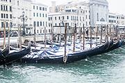 Venise, Italie. 1er Mars 2018