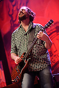 Photos of the band Drive-By Truckers performing at the Pageant in St. Louis on October 2, 2010