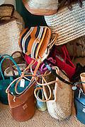 Basket and Bag stack