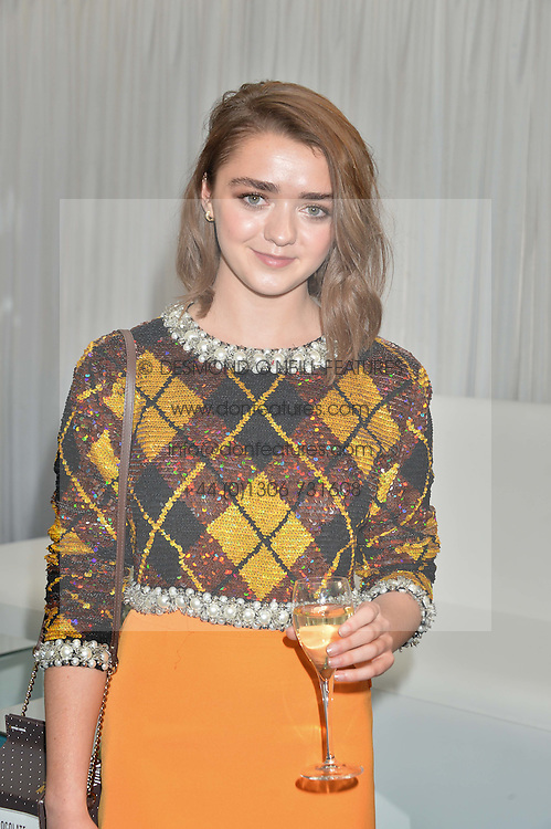 MAISIE WILLIAMS at the Glamour Women of The Year Awards held in Berkeley Square, London on 2nd June 2015.