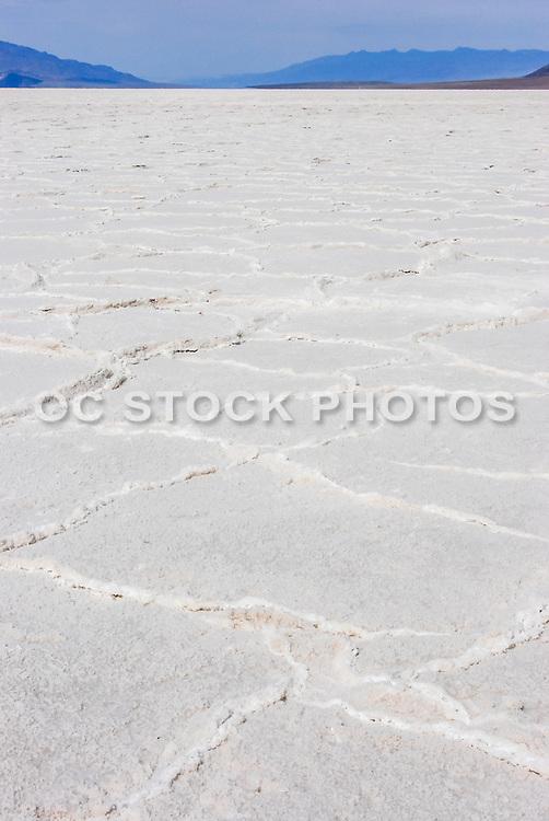 Death Valley Salt Flats