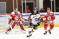 2020-03-06   Ljungby, Sverige: Bodens HF (26) Sebastian Huczkowski under matchen i Hockeyettan mellan IF Troja/Ljungby och Bodens HF i Ljungby Arena ( Foto av: Fredrik Sten   Swe Press Photo )<br /> <br /> Nyckelord: Ljungby, Ishockey, Hockeyettan, Ljungby Arena, IF Troja/Ljungby, Bodens HF, fstb200306, playoff, kval