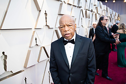 U.S. Representative John Lewis arrives on the red carpet of The 91st Oscars® at the Dolby® Theatre in Hollywood, CA on Sunday, February 24, 2019.