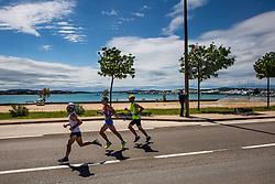 Robert Radojkovic of Croatia during Wings for Life World Run in Zadar on May 5th, 2019, Zadar, Croatia. Photo by Grega Valancic / Sportida