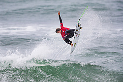 Yago Dora (BRA) is the winner of the 2018 Redbull Airborne speciality event after placing frist in the final in Hossegor, France.