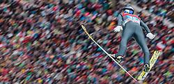 01.01.2016, Olympiaschanze, Garmisch Partenkirchen, GER, FIS Weltcup Ski Sprung, Vierschanzentournee, Bewerb, im Bild Gregor Schlierenzauer (AUT) // Gregor Schlierenzauer of Austria during his Competition Jump of Four Hills Tournament of FIS Ski Jumping World Cup at the Olympiaschanze, Garmisch Partenkirchen, Germany on 2016/01/01. EXPA Pictures © 2016, PhotoCredit: EXPA/ JFK