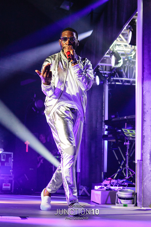 Tinie Tempah opens his 2014 UK Tour at the Civic Hall, Wolverhampton, United Kingdom<br /> Picture Date: 25 March, 2014