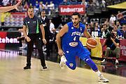 DESCRIZIONE : Berlino Eurobasket 2015 Group B Serbia Italia Serbia Italy<br /> GIOCATORE :&nbsp;Pietro Aradori<br /> CATEGORIA : nazionale maschile senior A<br /> GARA : Berlino Eurobasket 2015 Group B Serbia Italia Serbia Italy<br /> DATA : 10/09/2015<br /> AUTORE : Agenzia Ciamillo-Castoria