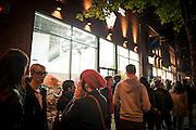 CABARET DADA R&Eacute;TRO-FUTURISTE, Cabaret du Mile End, Vendredi 17 octobre 2014, Direction artistique: D. Kimm / Musique: Guido Del Fabbro / Projections: Aaron Pollard / &Eacute;clairages: Lucie Bazzo / Animation: St&eacute;phane Cr&ecirc;te<br /> Avec: Stephen Lawson, Patrick Lamothe, Egotrip Productions (Allison Moore, Arthur Desmarteaux), Jacqueline van de Geer, Jean-Fran&ccedil;ois Leboeuf, Jo&euml;lle Couturier, Julie Desrosiers, Katia L&eacute;vesque, &Eacute;liane Bonin, Fran&ccedil;ois Gourd et quelques extra-terrestres