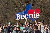 Bernie Sanders rally in Prospect Park 17 April 2016
