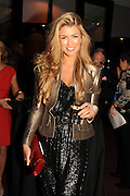 AMY WILLERTON, The VIP night for Cirque Du Soleil: Quidam at  the Royal Albert Hall, London. 7 January 2013