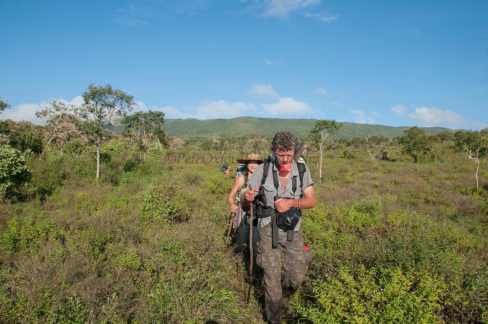 Pete Oxford<br /> Alcedo Volcano<br /> Galapagos<br /> Ecuador, South America