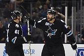 20141211 - Minnesota Wild @ San Jose Sharks