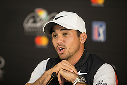 during the Jason Day (AUS) Press Conference during  the The Arnold Palmer Invitational Championship 2017, Bay Hill, Orlando,  Florida, USA. 14/03/2017.<br /> Picture: PLPA| Mark Davison<br /> <br /> <br /> All photo usage must carry mandatory copyright credit (&copy; PLPA | Mark Davison)