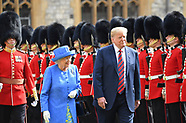 Trumps Take Tea With Queen Elizabeth