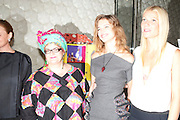 Camila Batmanghelidjh.; NATALIA VODIANOVA; GWYNETH PALTROW, Vogue: Fashion's Night Out: Stella McCartney. Stella McCartney, 30 Bruton Street, London. 8 September 2010.  -DO NOT ARCHIVE-© Copyright Photograph by Dafydd Jones. 248 Clapham Rd. London SW9 0PZ. Tel 0207 820 0771. www.dafjones.com.